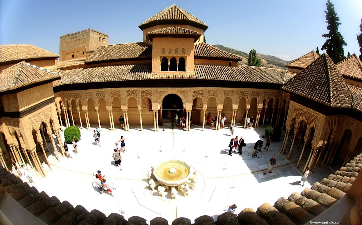 guided tours alhambra granada