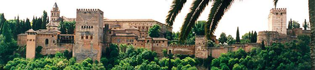 The Alhambra and Generalife in Granada