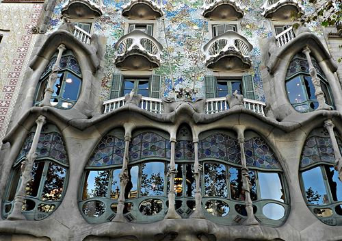 Barcelona highlights tour, Barcelona highlights guided visits